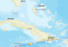 Terremoto a Cuba di magnitudo 7.8. Rientrato allarme tsunami