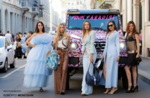 Moda: pronto a partire a Milano l'International Fashion Expo