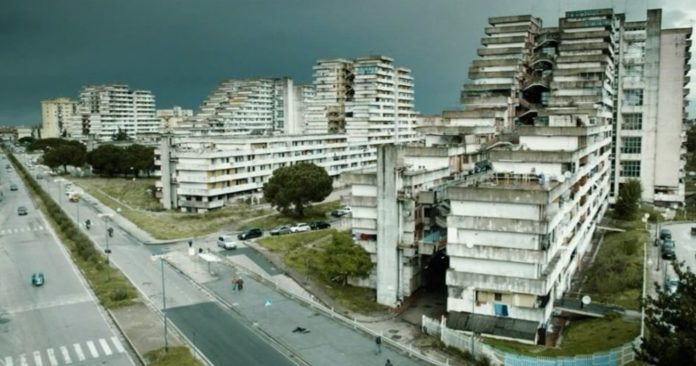 Napoli, la Vela verde di Scampia sarà abbattuta il 20 febbraio
