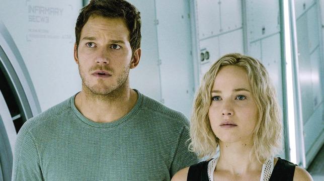 """Passengers"" su Rai Due: I film stasera in tv giovedì 20 febbraio"