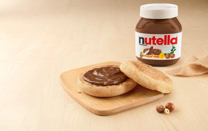 A San Valentino da Mc Donald's alle coppie in omaggio il McCrunchy Bread con Nutella