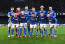 La Gjordan sponsor del Calcio Napoli in ritiro a Castel di Sangro
