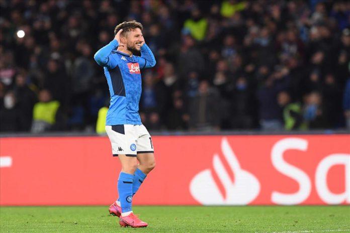 Tra Lui e Leo, Mertens entra nella storia ma non basta: al San Paolo 1-1 tra Calcio Napoli e Barcellona