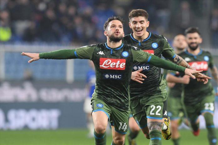 Calcio Napoli, contatto ADL-Mertens: le condizioni per il rinnovo