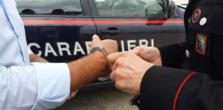 Frattamaggiore, carabinieri arrestano 30enne per furto in abitazione