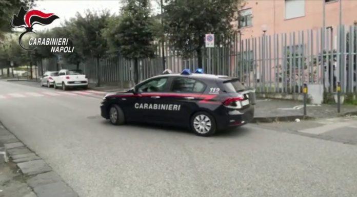San Gennaro Vesuviano: maltrattamenti, arrestato un 42enne