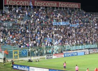 Coronavirus, la Curva Nord del Brescia si scusa per cori contro Napoli