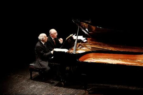 Associazione Scarlatti: in concerto Bruno Canino e Antonio Ballista