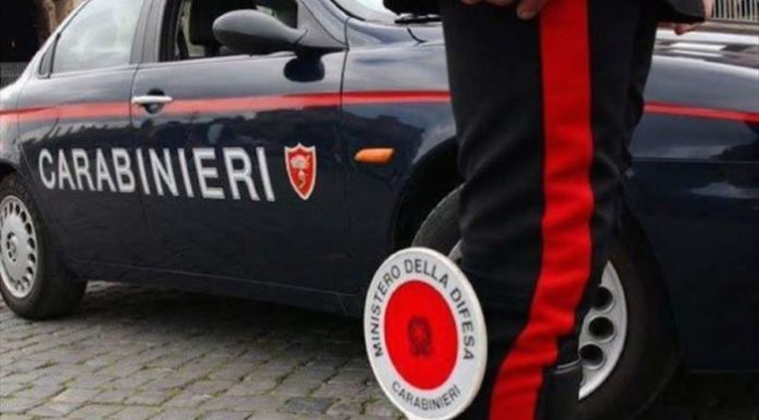 Napoli, San Lorenzo: i carabinieri arrestano rapinatore