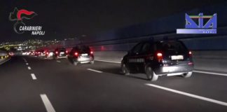 """Camorra, maxi blitz contro le """"nuove leve"""" del clan Lo Russo: 24 arresti"""