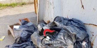 Controlli contro lo sversamento illecito di rifiuti: denunciati 6 imprenditori