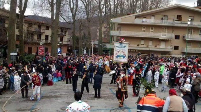 Mercogliano: domenica 16 febbraio il gran finale del Carnevale Princeps Irpino