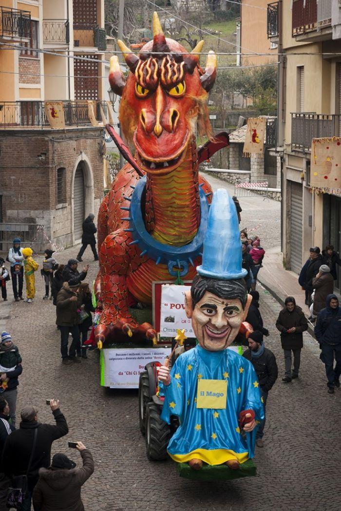 Carnevale Castelveterese: domenica 16 febbraio parte la 50ma edizione