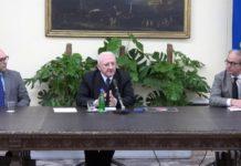 "Emergenza Coronavirus in Campania: Test negativi. De Luca: ""No allarmismi inutili. [VIDEO]"