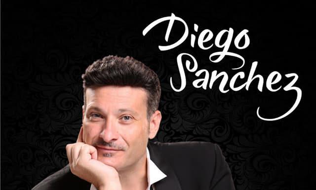 Diego Sanchez al Teatro Troisi di Fuorigrotta con 'Tutte donne insieme a me'