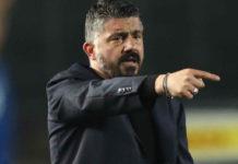 """Napoli-Barcellona, Gattuso: """"Paghiamo un episodio, ma è tutto aperto"""""""