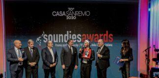 Casa Sanremo: Soundies Awards 2020 assegnati a Marco Sentieri e Tecla
