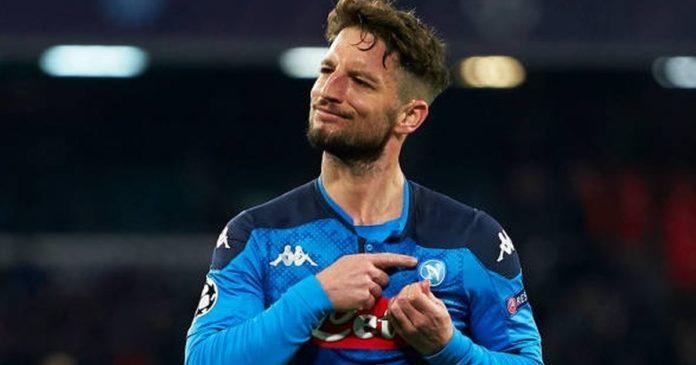 Calcio Napoli, Mertens rinnova fino al 2022: