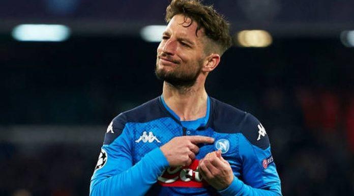 Calcio Napoli, colpo a sorpresa: adesso il rinnovo di Mertens è a un passo