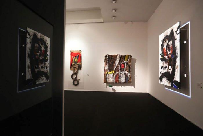 Joan Miró. Il linguaggio dei segni al Pan: ben 50mila visitatori