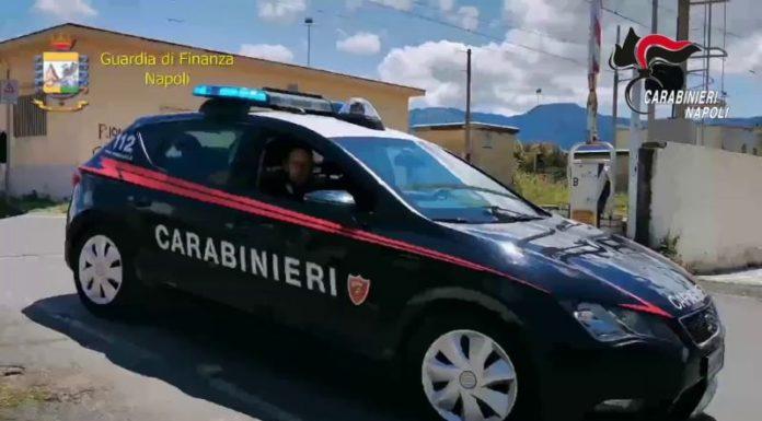 Castellammare di Stabia, operazione Monopoly: sequestrata impresa al clan Cesarano