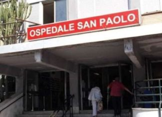 Napoli: due casi sospetti di Coronavirus a Fuorigrotta e al San Giovanni Bosco