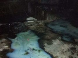 Fuoriuscita di liquami chimici da bidoni, allarme ambientale a Pellezzano