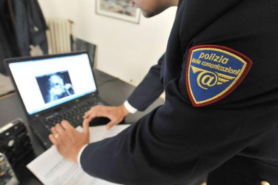 Pedopornografia: un arresto e sette denunce