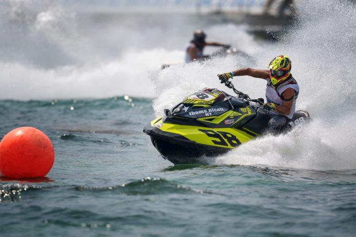 Aquabike, il team Fly Motor Show domani al Nauticsud