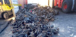 Porto di Napoli, GdF sequestra tre tonnellate di rifiuti speciali: due denunce