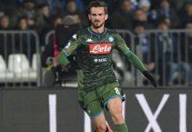 Calciomercato Napoli, il Barcellona su Fabian Ruiz se salta Pjanic
