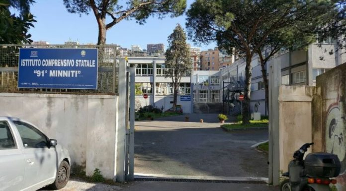 Napoli, lavori in corso nelle scuole: vicina la riapertura della Minniti di Fuorigrotta