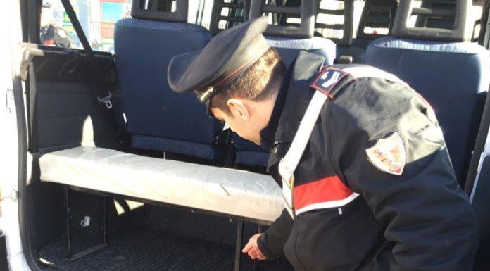 Marano, guerra agli scuolabus abusivi: Carabinieri fermano 4 veicoli