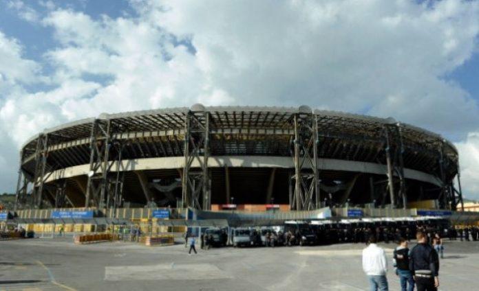 Stadio San Paolo: Daspo e multe per stupefacenti e occupazione delle scale