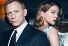 007 Spectre - 21:15 Sky Cinema