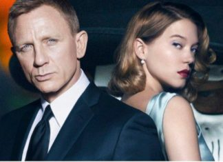 007 Spectre - 21:15 Sky Cinema