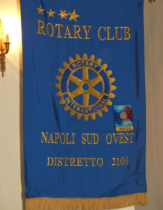 Rotary Club Napoli Sud Ovest: Trapanese subentra a Lorusso