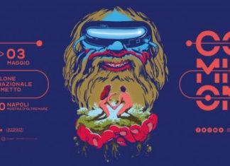 Comicon a Napoli: Bastien Vivès firma il manifesto dell'edizione 2020