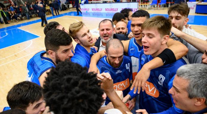 """Napoli Basket, Andrea Zerini """"È una squadra costruita per competere"""""""