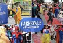 Edenlandia: Il programma degli eventi di Carnevale 2020