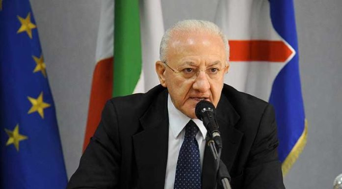 """Coronavirus in Campania, De Luca: """"Siamo di fronte ad un problema serio"""" [VIDEO]"""
