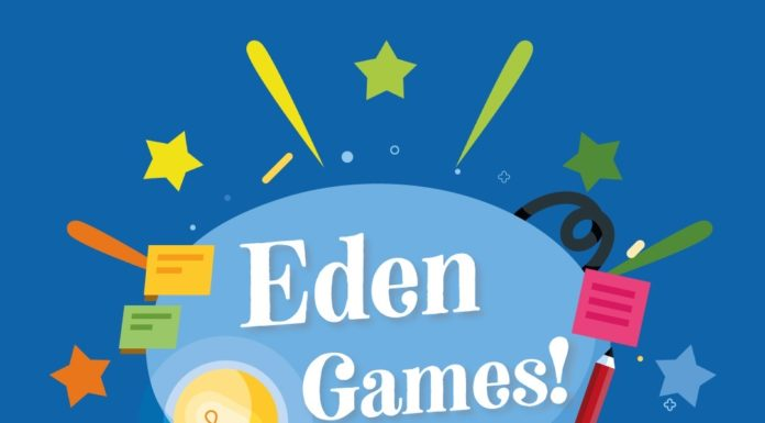 "Edenlandia arriva a casa tua! Sui canali social ""Eden Games"""