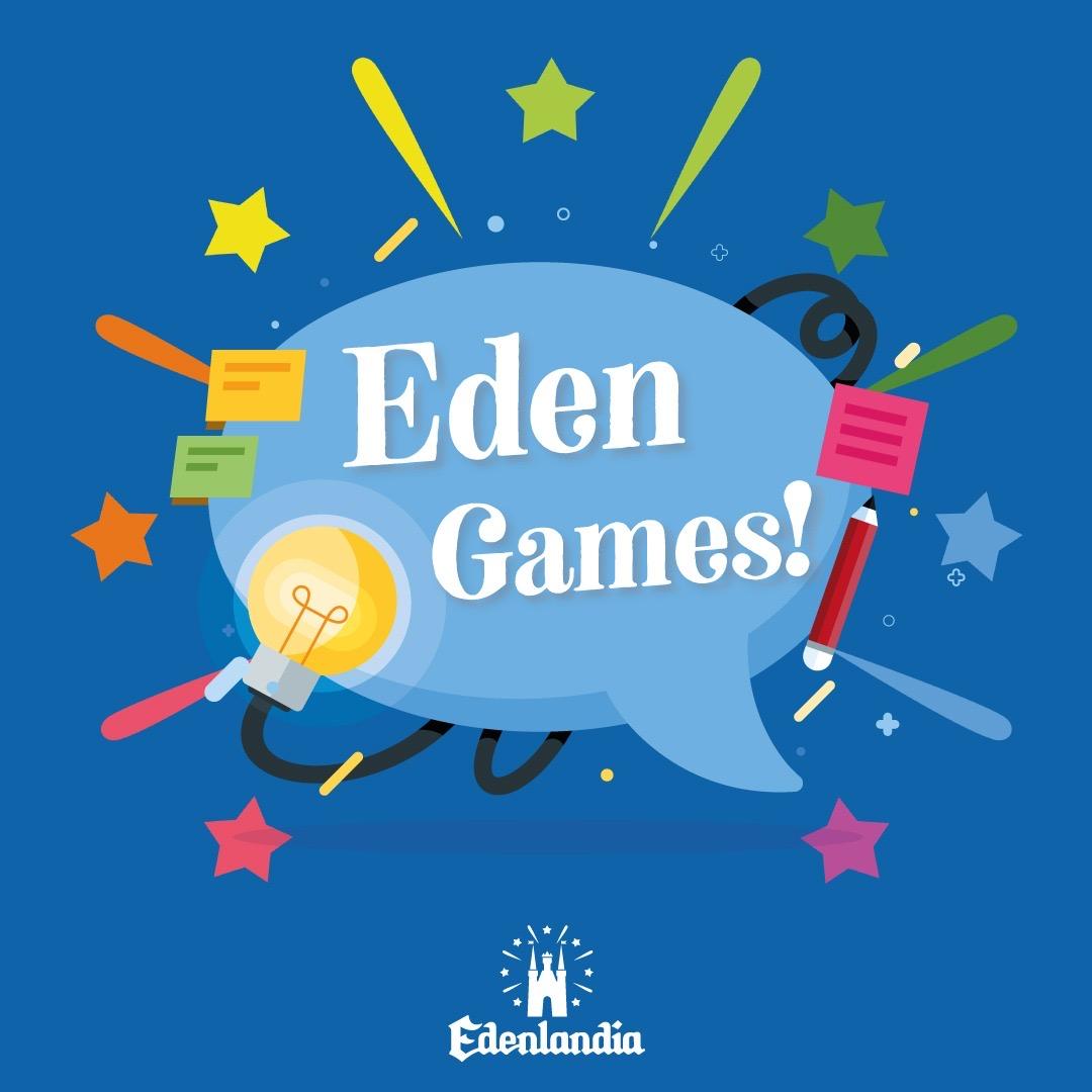 Edenlandia arriva a casa tua! Sui canali social
