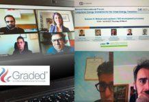 Coronavirus e rinnovabili: Graded al Forum Internazionale Irena su piattaforma virtuale
