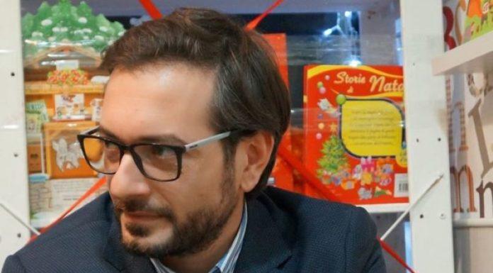 Alessandro Ridosso: a Salerno la presentazione di Breccia grezza