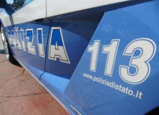 Ponticelli: omaggio della Polizia a tutti gli operatori dell'Ospedale del Mare