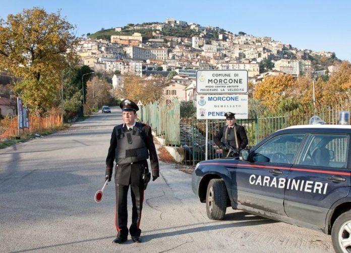 Morcone, controllo del territorio: Carabinieri arrestano un pusher 54enne