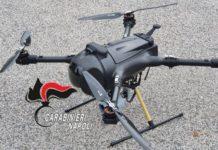 Controlli a San Giovanni a Teduccio e Barra: Drone in volo a Napoli Est