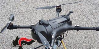 Napoli e provincia, contenimento Coronavirus: a Scampia utilizzato un drone