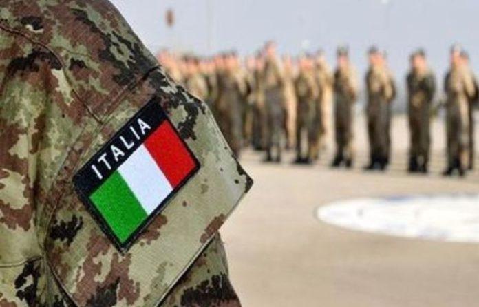 Coronavirus in Campania: partiti i controlli dell'Esercito sul territorio